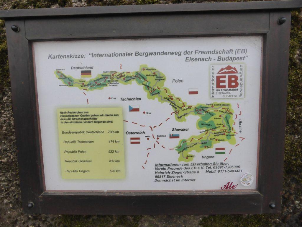 Fernwanderweg Budapest - Eisenach #bud2esa - zuFussunterwegs
