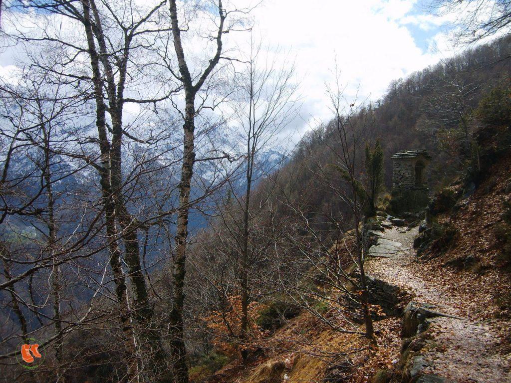 Centovalli; Locarno; Tessin; Frühling; wandern; zufussunterwegs; zu Fuss unterwegs