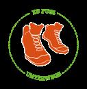 Logo zufussunterwegs.com - Zu Fuss unterwegs sein: im Alltag, in der Natur, auf Reisen und beim Wandern. Lebensgefühl & Weltanschauung.