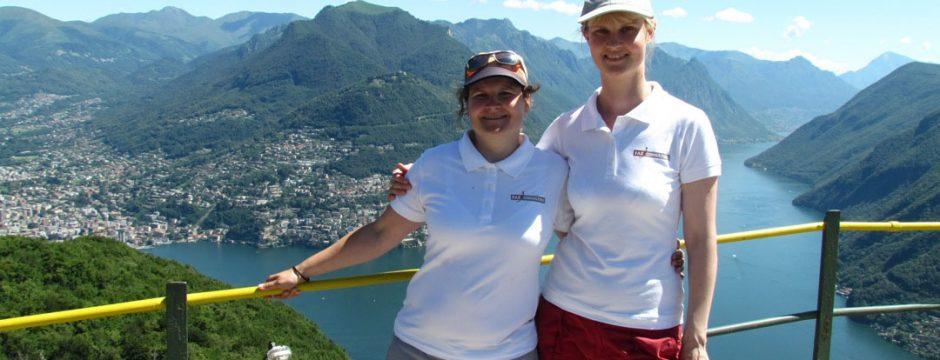 zuFussunterwegs; Interview Janet Winkler; wandern; Tessin; Entschleunigung Alltag
