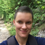 Jasmin Sahovic im Interview; Glücksgefühl; Wandern; zu Fuss unterwegs