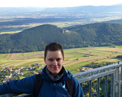zu Fuss unterwegs; Interview mit Jasmin Sajovic; wandern; Glück; Österreich
