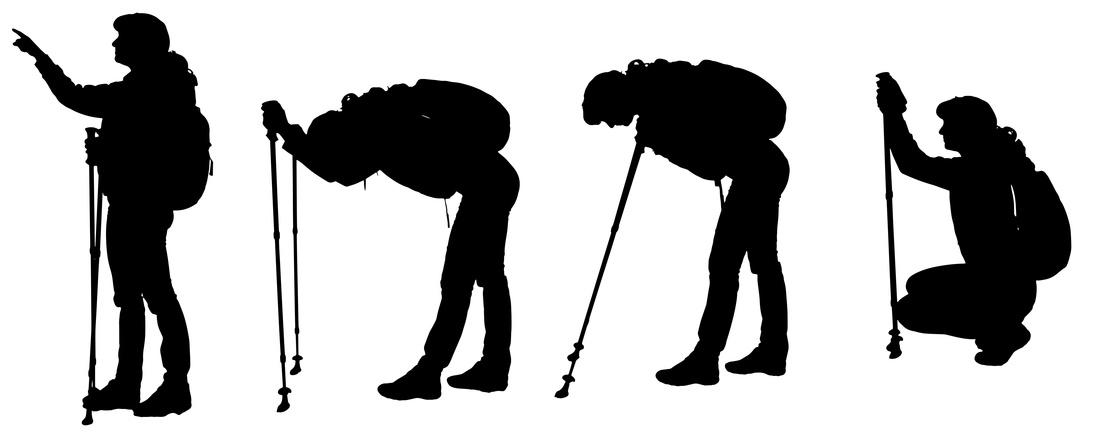 Wandern: Von der Kunst, beim wandern nicht ausser Puste zu geraten: 12 Tipps zum Luftholen