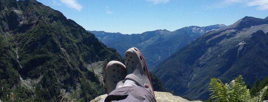 zuFussunterwegs in der Natur: was ich in 40 Stunden auf einer Alpe gelernt habe