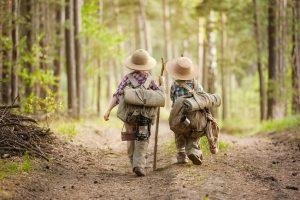 40 unschlagbar gute Gründe, mehr zu Fuss unterwegs zu sein