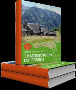 eBook Tälerhüpfen im Tessin - zuFussunterwegs