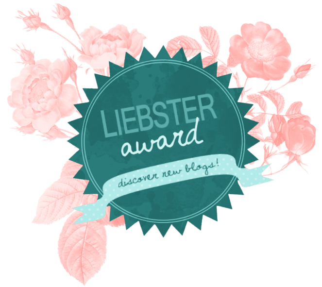 Liebster Award ... and the award goes to zuFussunterwegs