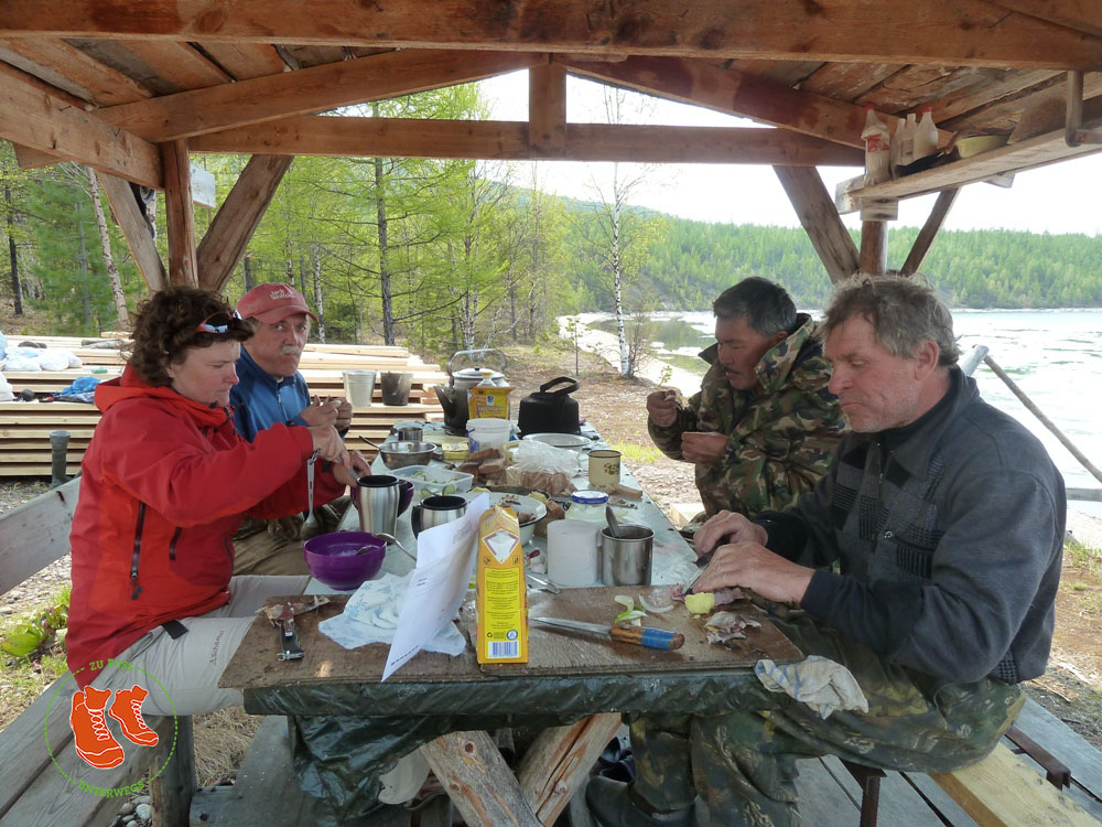 Baikalsee Ranger Lunch