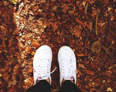 4 glasklare Lektionen aus einem Monat 10.000 Schritte Challenge