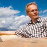 Wanderleiter Christoph Müller im Interview: Ich schätze die Ruhe abseits der Zivilisation