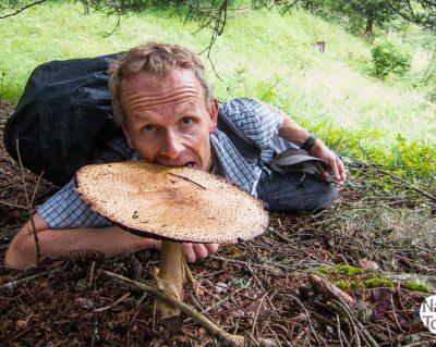 Wanderleiter Christoph Müller im Interview: Ich schätze die Ruhe abseits der Natur