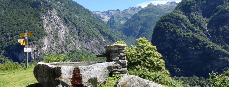 Wandern im Tessin - 7 vielfältige Gründe
