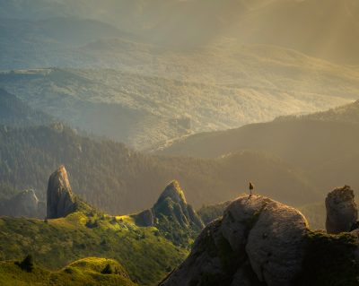 33 Zitate über das langsame Reisen und das zu Fuss unterwegs Sein