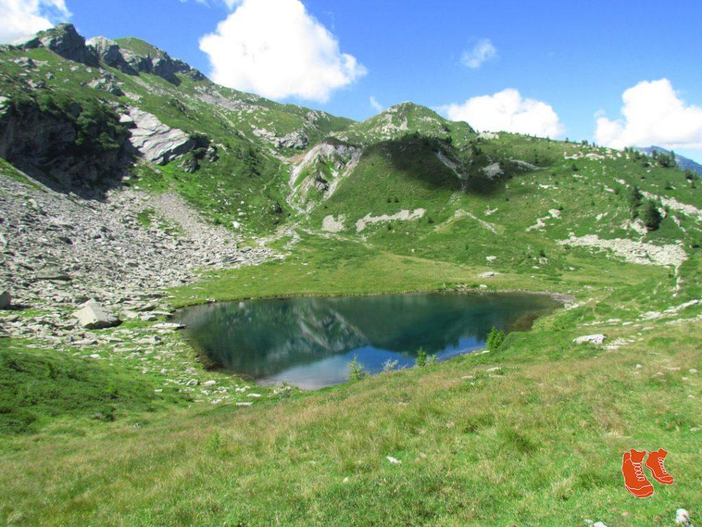 Wandern im Tessin - verzauberte Bergseen