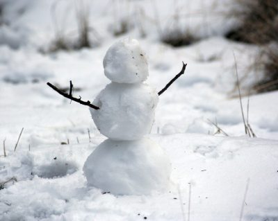 zuFussunterwegs im Winter, dem schönsten Reiseziel