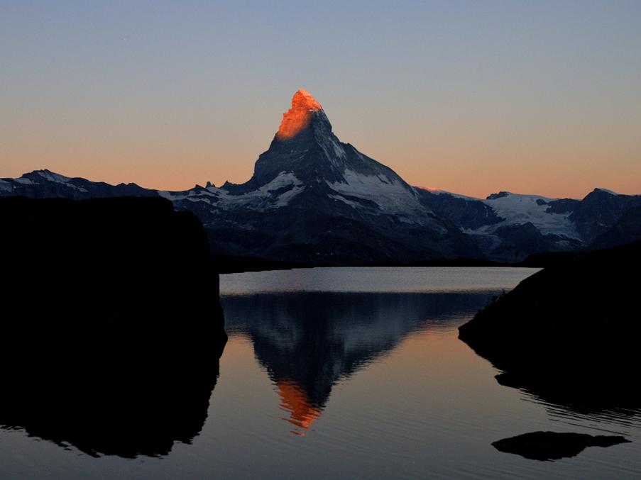 Familie Mufflon im Interview: Matterhorn Idylle