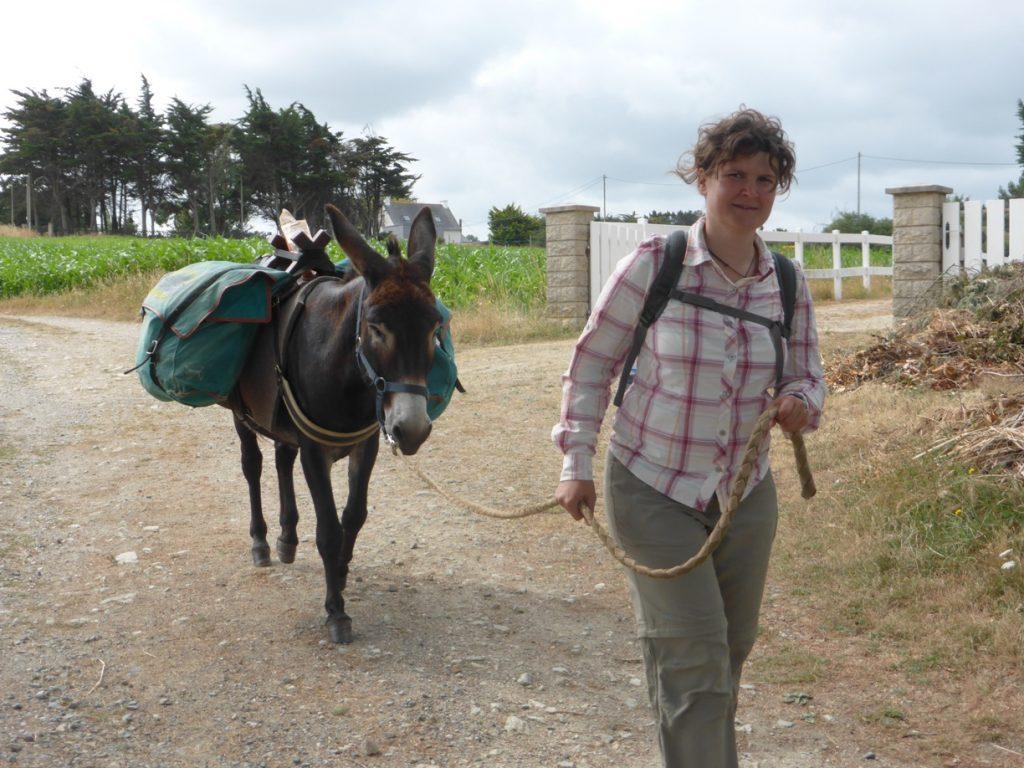 zuFussunterwegs - Leitfaden für das Eselwandern