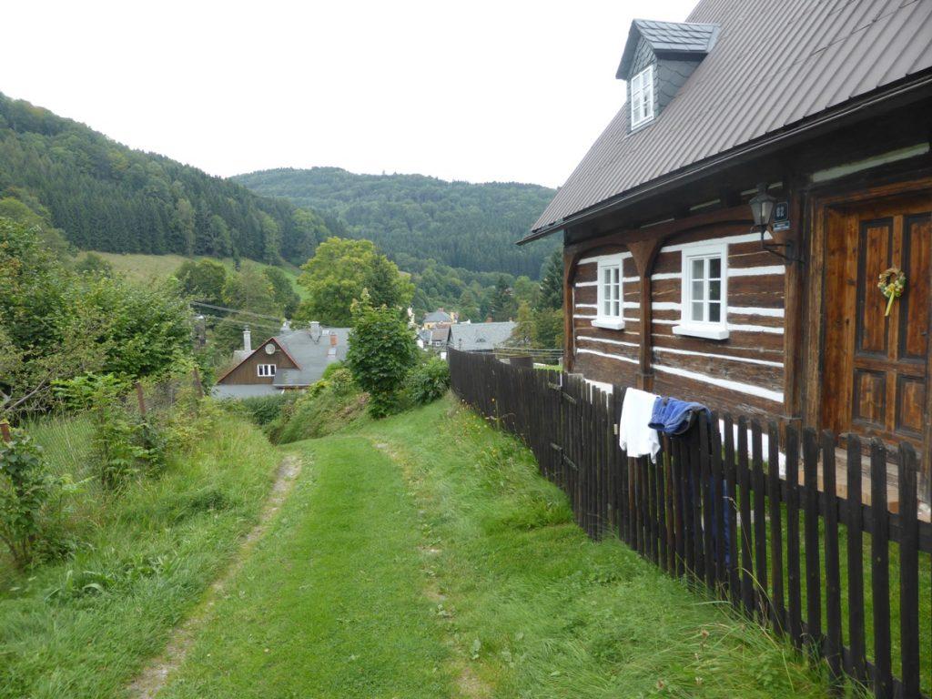 Top 10 Unterkünfte Fernwanderweg: Juwel Kryštofovo Údolí