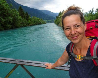Interview mit Heike Burch: Vom Vertrauen, dass alles gut kommt!