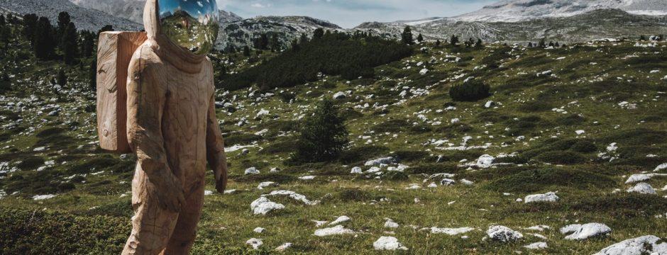 Zum Schutz des Alpenplans: Schwerter zu Pflugscharen!