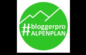 Blogger pro Alpenplan - #bloggerproalpen