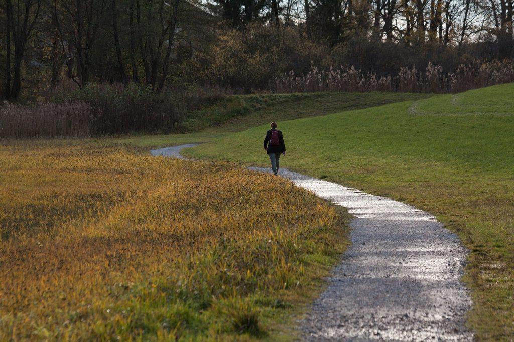 Grosse Spaziergänger der Geschichte - eine Passion auf den Spuren der Kreativität