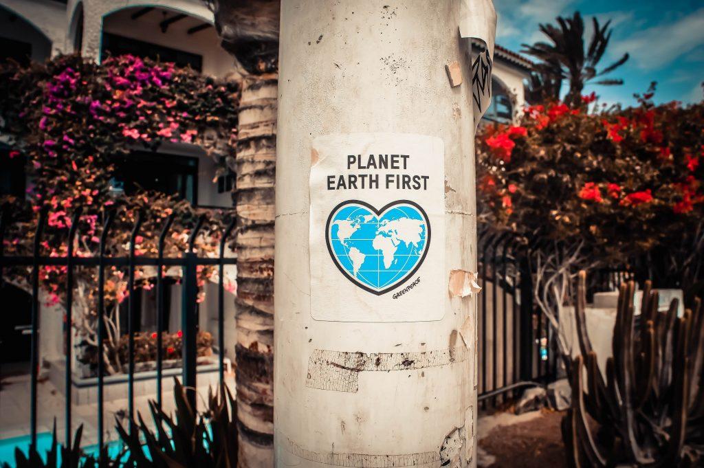 Umweltschutz ist nicht überbewertet_Planet Earth First